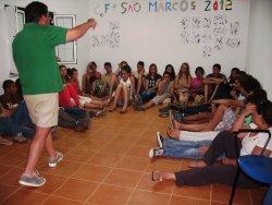Posto de São Marcos - Intercâmbio de Jovens 2012